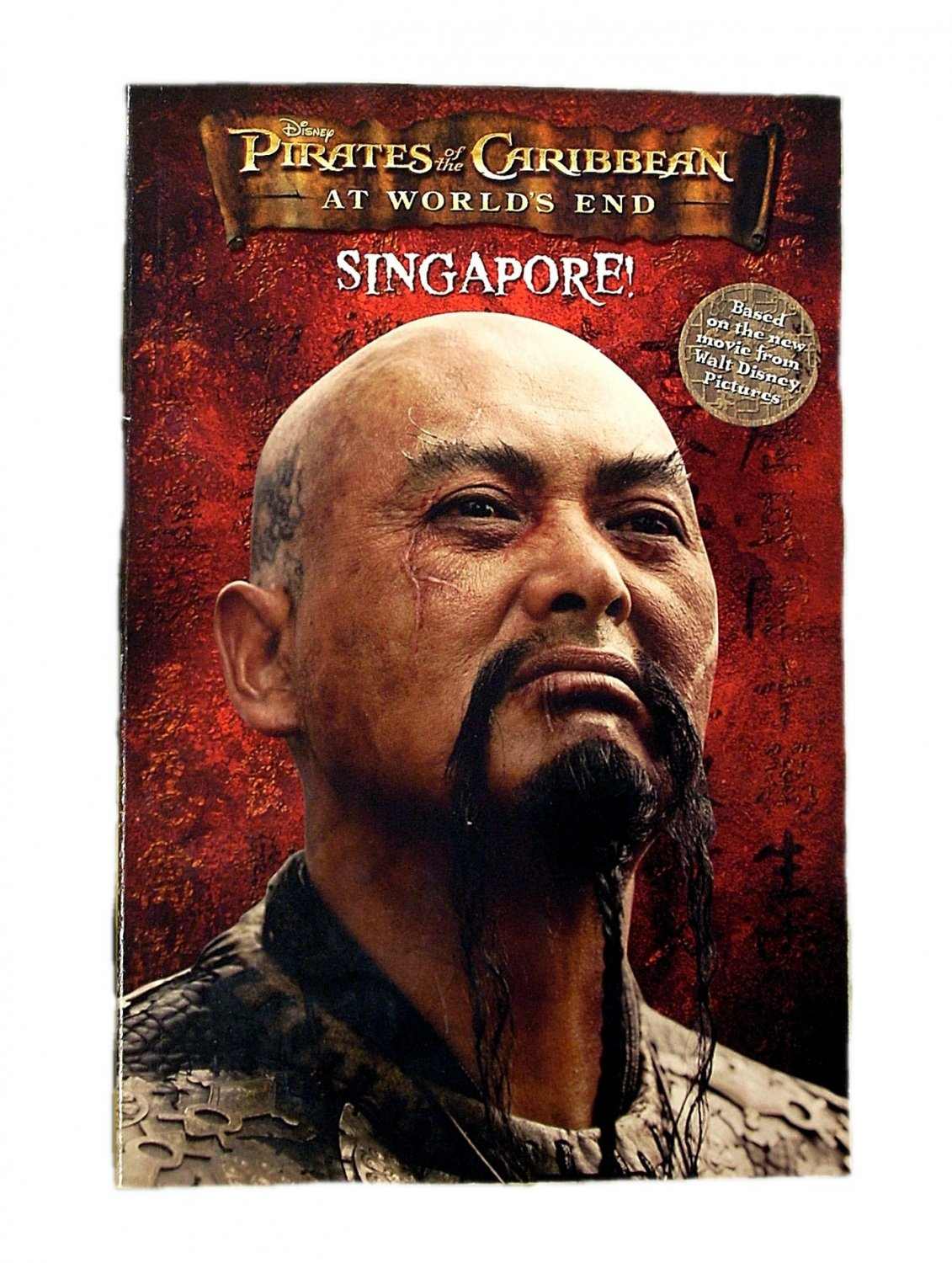 Pirates of the Caribbean: At World's End Singapore by T. T. Sutherland Paperback 2007