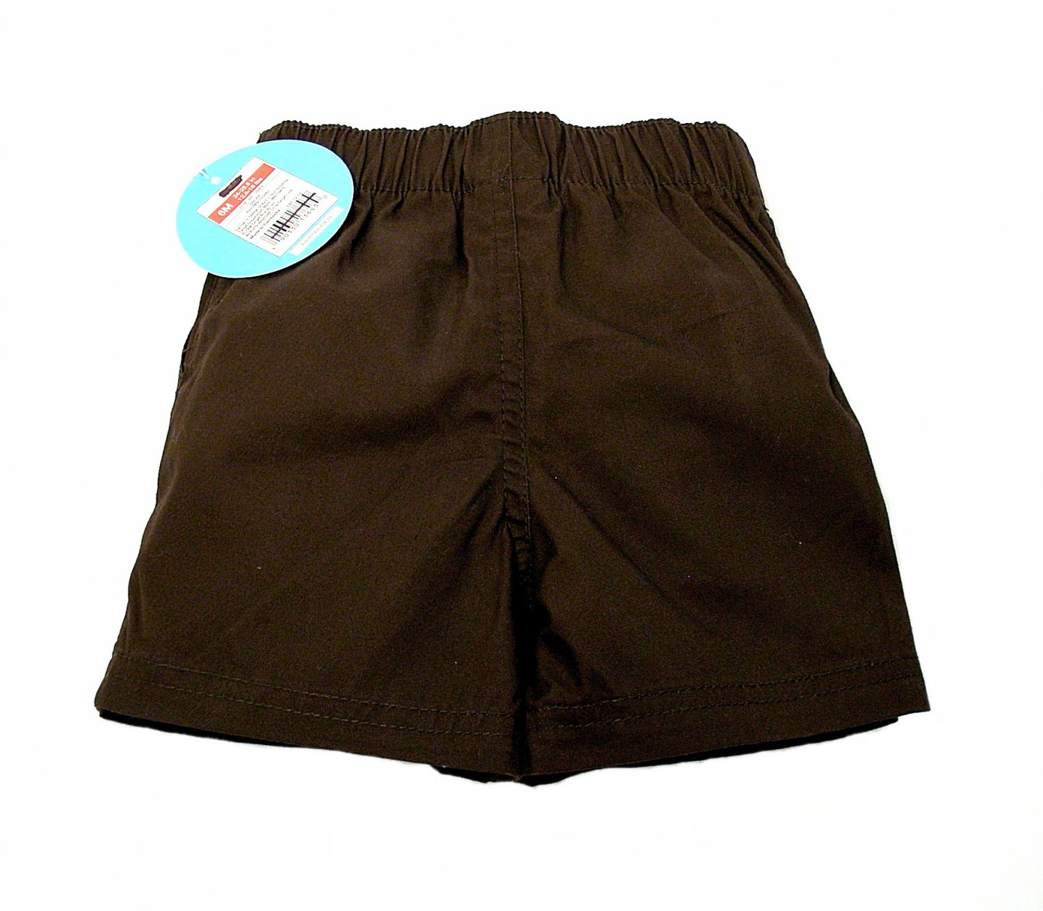 Circo Infant Boys Brown Cotton Shorts 6 Months
