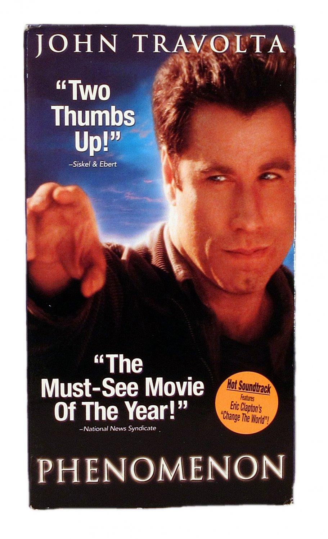 Phenomenon VHS 1997