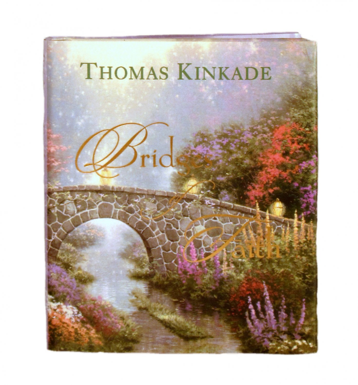 Bridges of Faith by Thomas Kinkade 2002 Mini Hardcover