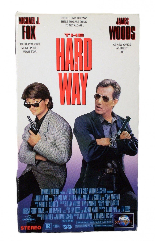 The Hard Way VHS 1991