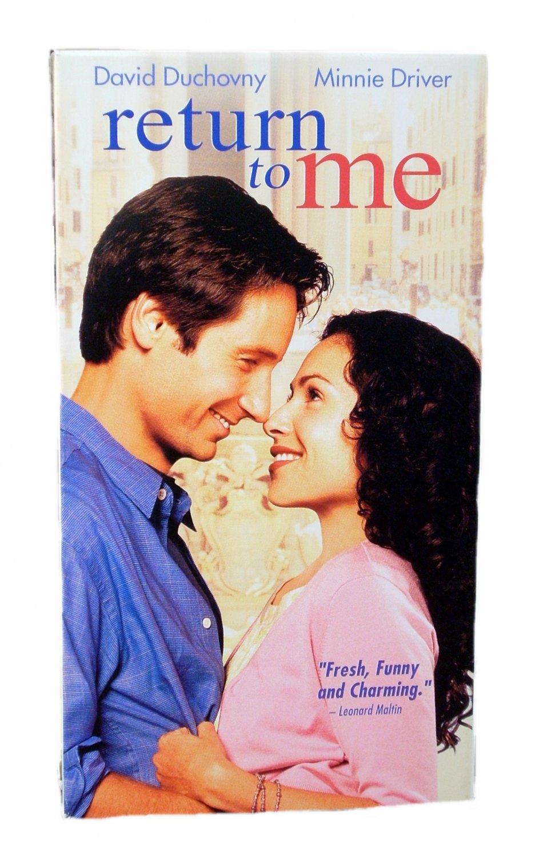 Return to Me VHS 2000