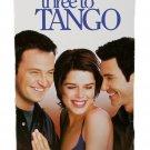 Three to Tango VHS 2000