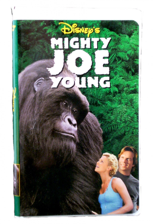 Disney's Mighty Joe Young VHS 1999