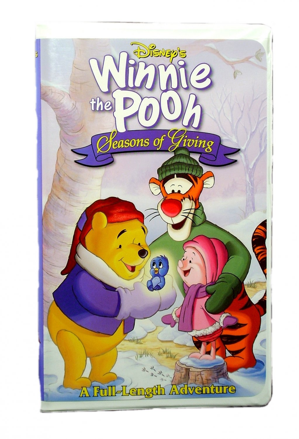 Disney's Winnie The Pooh Seasons Of Giving VHS 2000