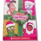 The New Christmas Classics Gift Set DVD 2008