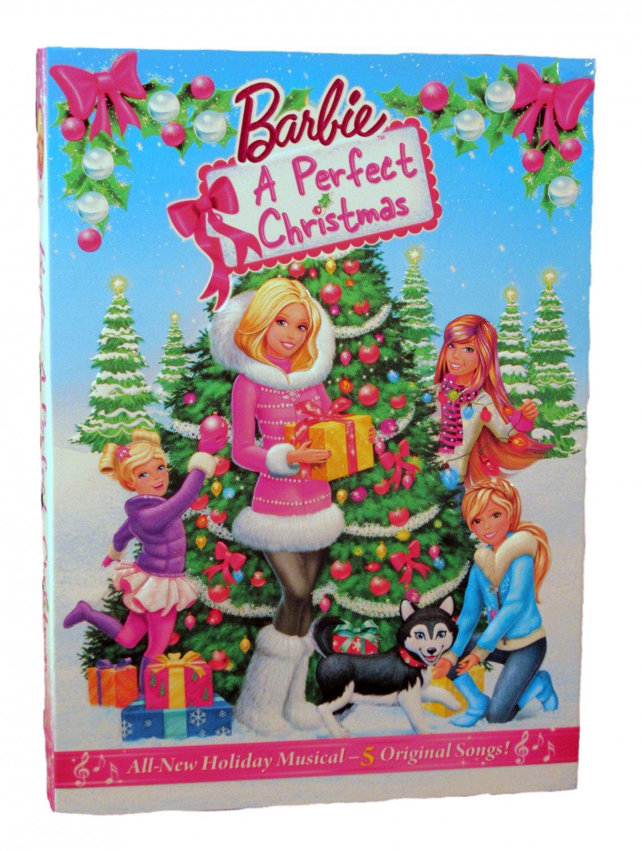 Barbie: A Perfect Christmas DVD 2011