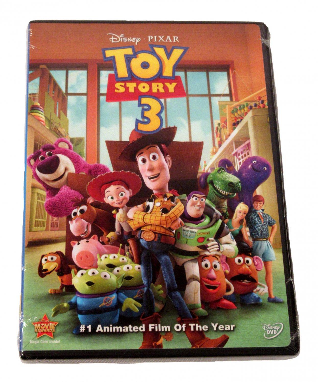 Disney Pixar Toy Story 3 DVD 2010