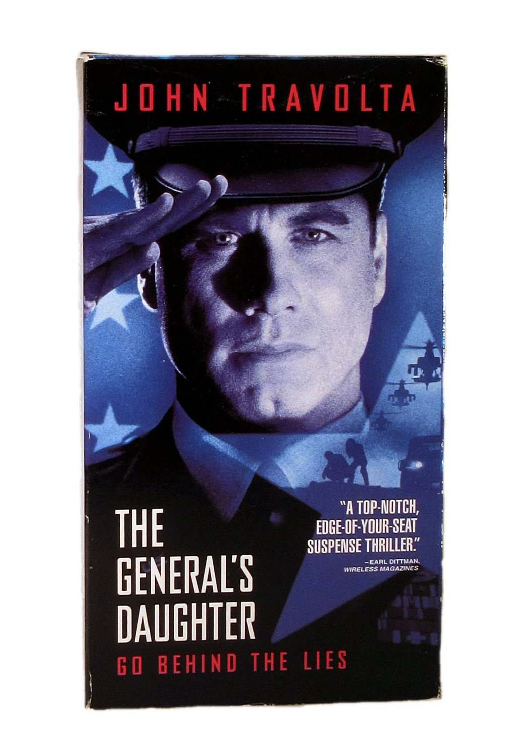 The Generals Daughter (VHS, 1999)