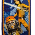 Star Wars Rebels Restore Beach Towel Free Monogram