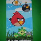 ANGRY BIRDS Beach Towel - Free Monogram