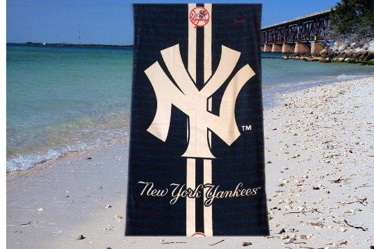 MLB BAseball New York YANKEES Beach Towel