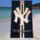 MLB BAseball New York YANKEES Beach Towel