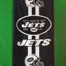 NFL Football New York JETS Beach Towel - Free Monogram