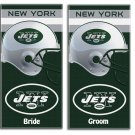 NFL Football New York JETS Beach Towel Free Monogram