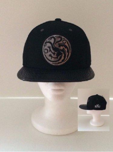 Game of Thrones House Targaryen Snapback Cap - Men Personalized