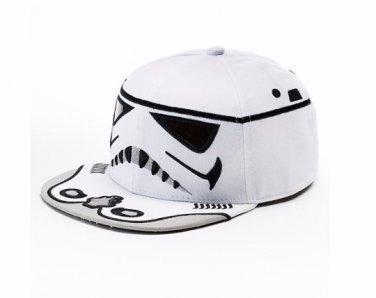 Star Wars Storm Trooper Baseball Hat Flatbill Cap � Boys � Personalized