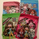 Monster High Drawstring Backpack Sling Bag Tote – Personalized