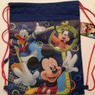 Mickey Mouse Drawstring Backpack Sling Bag Personalized