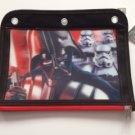 Star Wars DARTH VADER 3 Ring Binder Pencil Case Pouch - Monogrammed