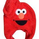 Sesame Street Elmo Toddler Winter Hat & Mitten Set (2T - 5T) Personalized