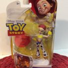 DISNEY PIXAR TOY STORY JESSIE FIGURE POSABLE IN BOX