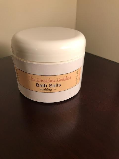 RoyalTii� - Chocolate Goddess Bath Salts
