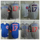 Kris Bryant 2015 Chicago Cubs #17 MLB Replica Jersey Multiple styles