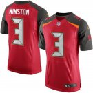 Jameis Winston Tampa Bay Buccaneers #3 Replica Football Jersey Multiple styles