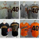 Madison Bumgarner San Francisco Giants #40 MLB  Replica Jersey