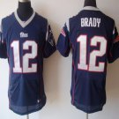 Tom Brady New England Patriots #12 Replica Football Jersey Multiple styles