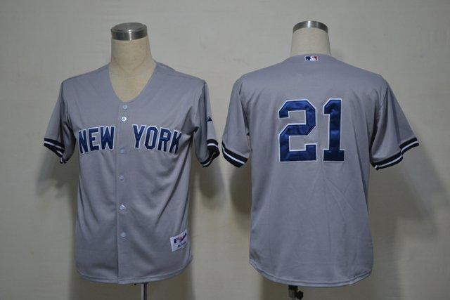 Paul Oneil New York Yankees #21 Replica Baseball Jersey Multiple styles