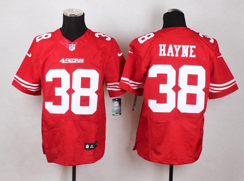Jarryd Hayne San Francisco 49ers #38 Replica Football Jersey Multiple styles