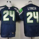 Marshawn Lynch #24 Seattle Seahawks Replica Football Jersey Multiple styles