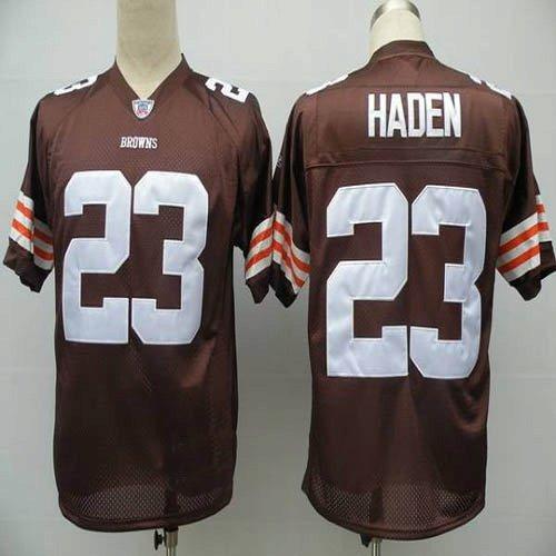 Joe Haden Cleveland Browns #23 Replica Football Jersey Multiple styles