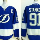 Steven Stamkos #91 Tampa Bay Lightning Replica Hockey Jersey Multiple styles