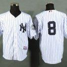 Yogi Berra New York Yankees #8 Replica Baseball Jersey Multiple styles