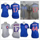 Women's Kris Bryant 2015 Chicago Cubs #17  Replica Baseball Jersey Multiple styles