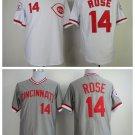 Pete Rose   Cincinnati Reds #14 Replica Baseball Jersey Multiple styles
