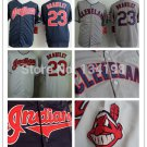 Michael Brantley  Cleveland Indians #23 Replica Baseball Jersey Multiple styles