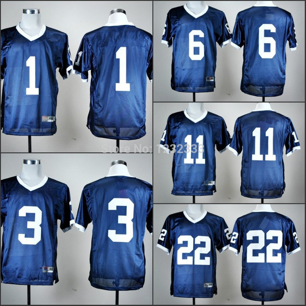 Penn State Nittany Lions Replica College Football Jersey - Multiple Players