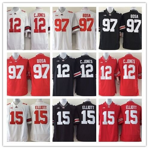 Ohio State Buckeyes Replica College Football Jersey - Multiple Players