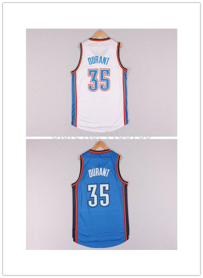 Kevin Durant #35 Oklahoma City Thunder Replica Jersey