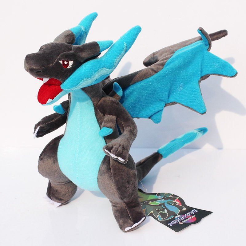 New Pokemon XY Charizard Plush Toy 10 inches