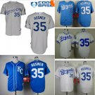 Eric Hosmer Kansas City Royals #35  Replica Baseball Jersey Multiple styles