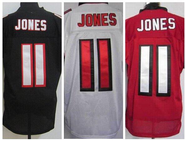 Julio Jones #11 Atlanta Falcons Replica Football Jersey Multiple Styles