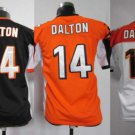 Andy Dalton #14 Cincinnati Bengals Replica Football Jersey Multiple Styles