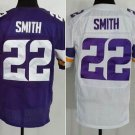 Harrison Smith #22 Minnesota Vikings Replica Football Jersey Multiple Style