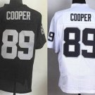 Amari Cooper #89 Oakland Raiders Replica Football Jersey Multiple Styles