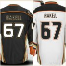 Rickard Rackell #67 Anaheim Ducks Replica Hockey Jersey Multiple Styles